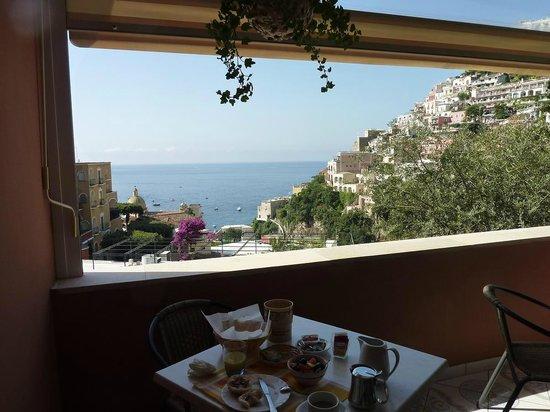 Villa Maria Antonietta : Breakfast area