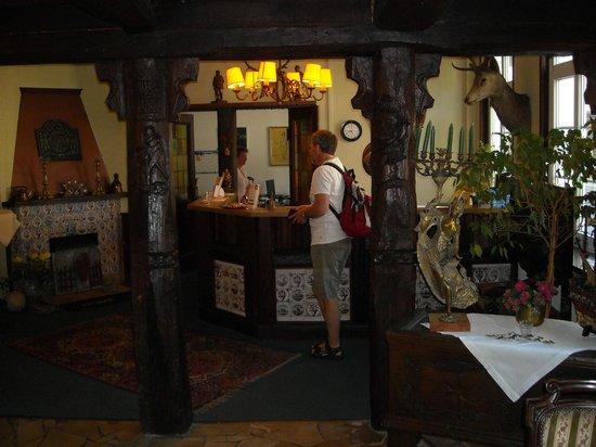 Jagdschloesschen Hotel: Reception