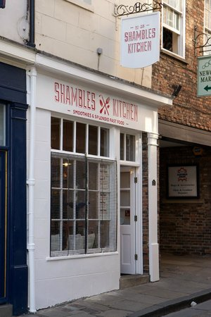Shambles Kitchen (formerly Xing)