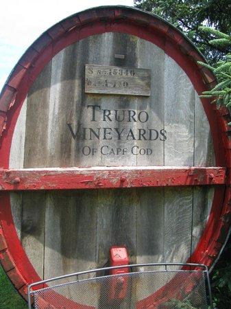 Truro Vineyards of Cape Cod: Help Yourself!