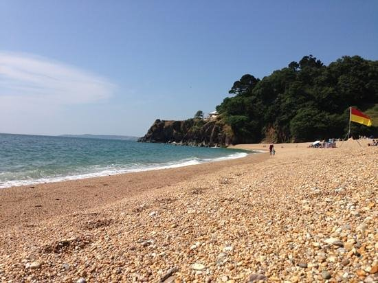 Higher Bowden Holiday Cottages: nearby Blackpool sands beach
