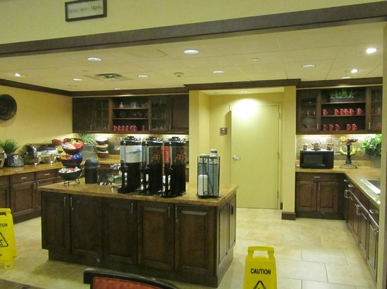 Homewood Suites by Hilton Dover: Breakfast buffet
