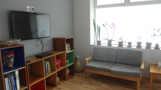 Hostal Tres Central: Looby