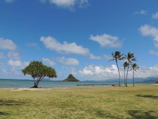 Kualoa Regional Park: Postcard perfect
