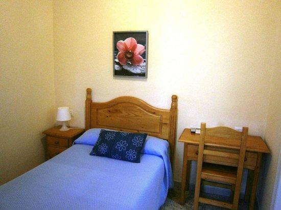 Hotel Sanvi : Habitación individual