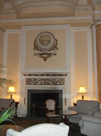 The Grand Hotel Eastbourne : The public areas are 'grand'