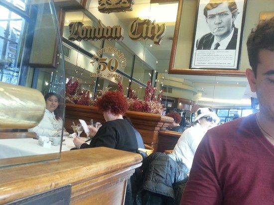 Confiteria London City