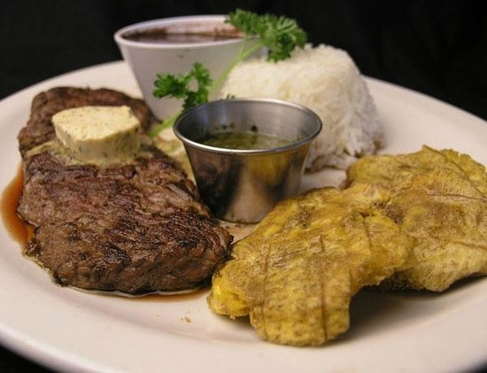 Casa LInda Mexican & Spanish Cuisine: Churrasco steak