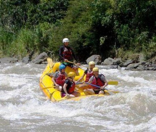 Dominical Surf Adventures: On the Rio Savegre - July 5, 2013