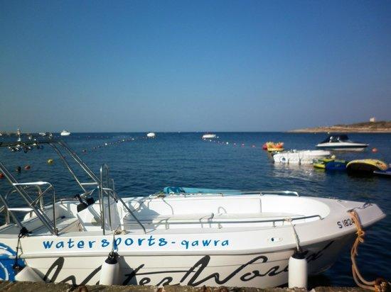 WaterWorld Malta: self drive boat