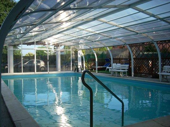 Hotel Terme Belvedere: Ampia Piscina coperta