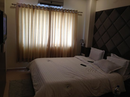 The Evergrand Palace : Room