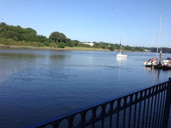 Waterford Marina Hotel: the view