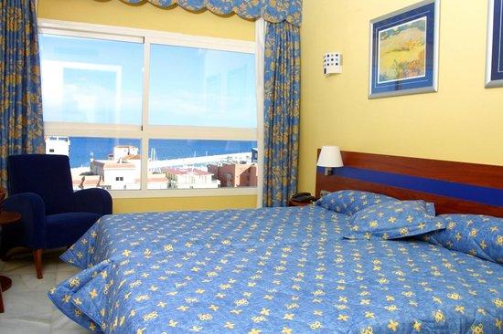 Biarritz Hotel: Vista mar