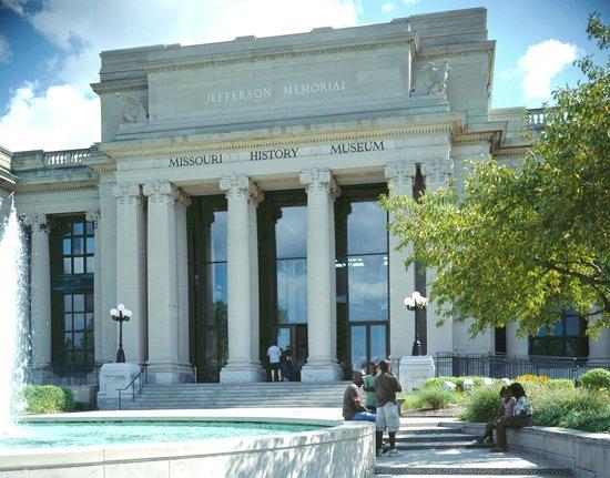 Photo of Missouri History Museum in Saint Louis, MO, US
