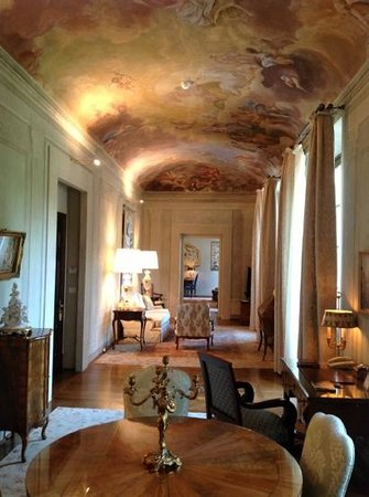Four Seasons Hotel Firenze: Conventino Presidential suite