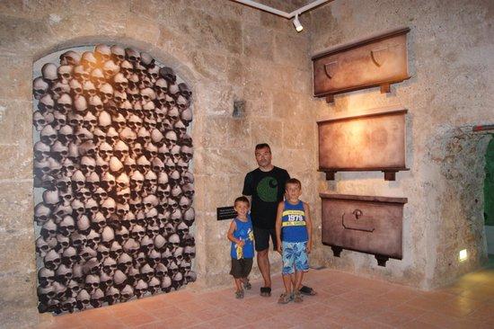 Cripta de la Catedral Segorbe