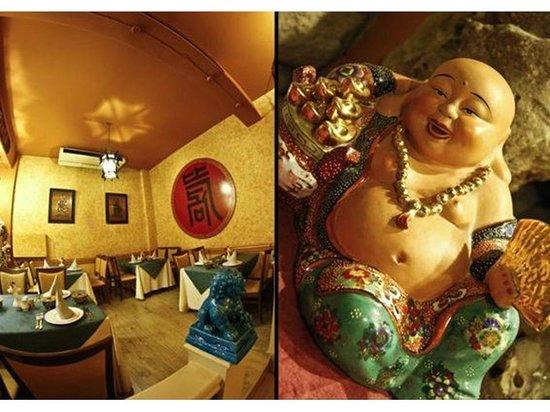 Kings Garden Chinese Restaurant: In the corner