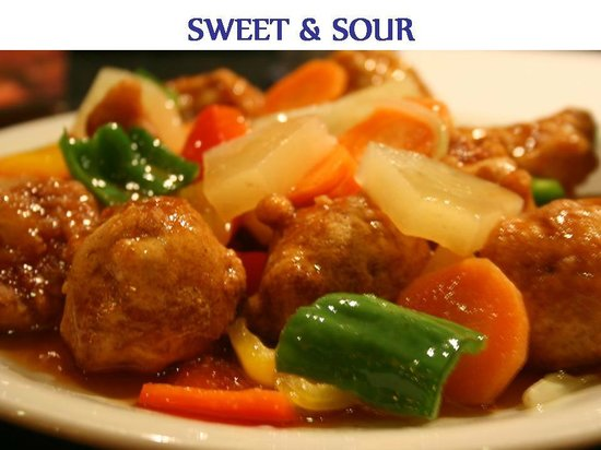 Kings Garden Chinese Restaurant: Sweet & sour
