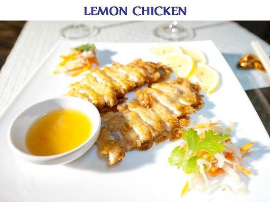 Lemon Chicken Kings Garden Chinese Restaurant Tripadvisor