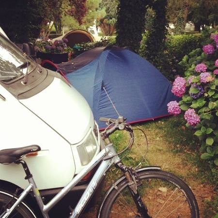 Camping du Moulin D'Aurore: perfect