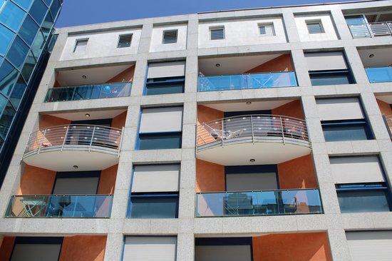 Hotel Residenza Lido: vista camere