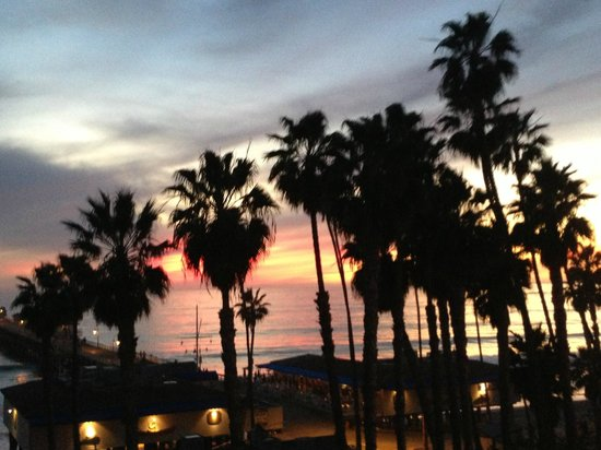 Casa Tropicana: dreamy sunsets