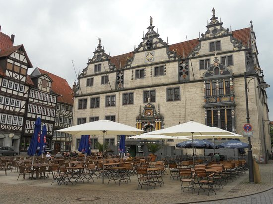 Anker Hann : town square 2 mins walk from hotel