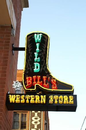 Photo of Accessories Store wild bill's wester store at 311 N Market St, Dallas, TX 75202, United States