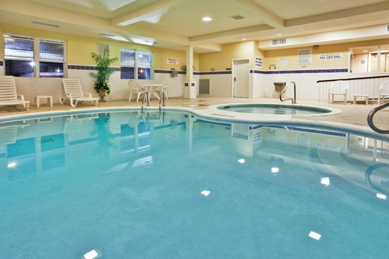 Country Inn & Suites By Radisson, Savannah Midtown: Indoor Swimming Pool