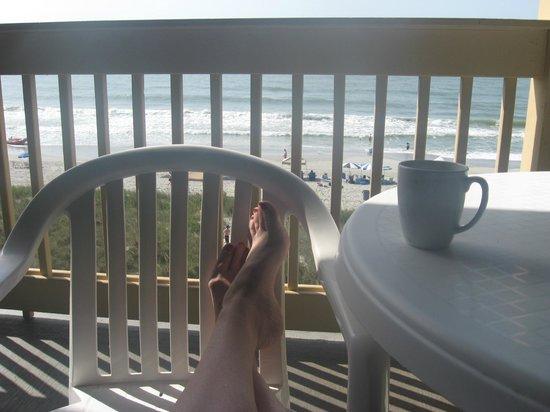 Windy Shores II: Morning Coffee!