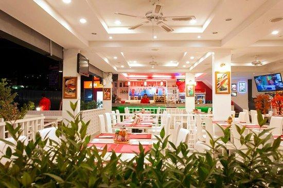 The Yim Siam Hotel : Yim Siam Restaurant