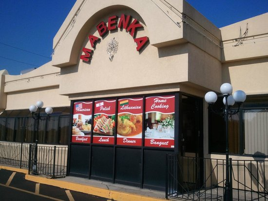 Mabenka Restaurant Reviews