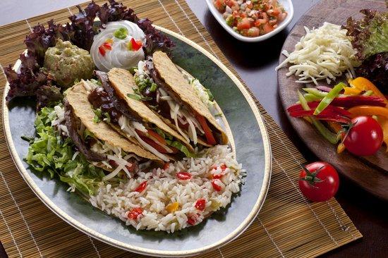 Fiesta Restaurant & Bar: Hard Taco