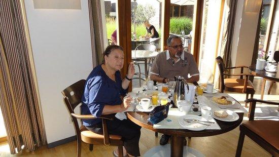 Hotel Begardenhof: Eetzaal