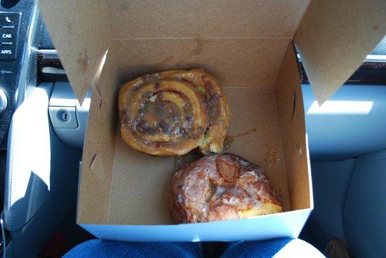 Baker's Bakery & Cafe: Sweet Lunch!