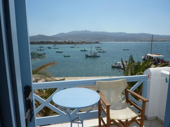 Mantalena Hotel: Seaview Balcony