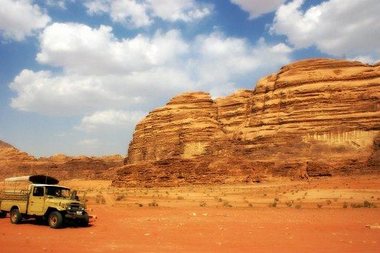 Enjoy Wadi Rum Bedouin Camp: 1