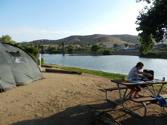 Santee Lakes Recreation Preserve: Lakeside Site