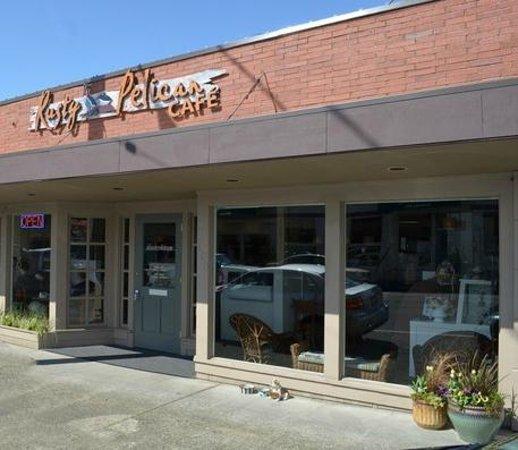 Rusty Pelican Cafe Edmonds