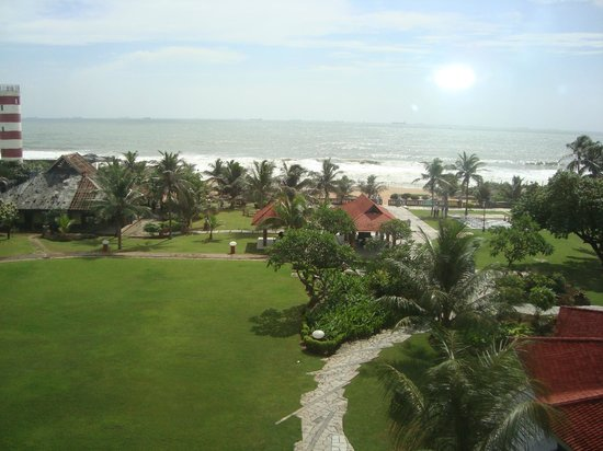 The Park Visakhapatnam: view from room