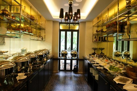 Hua Chang Heritage Hotel: breakfast selection overview