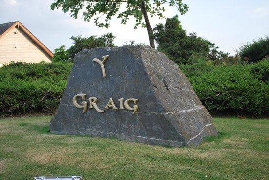 Graig Farm Cottages: Y Graig, The Rock