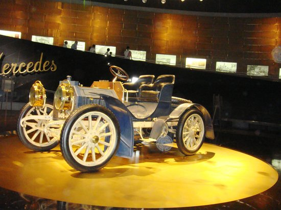 Wellnessoase Stuttgart , Oldest Mercedes In Existence Picture Of Mercedes Benz Museum