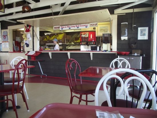 Abbott's Lobster In The Rough: interior