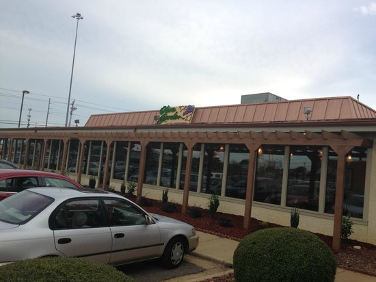olive garden from the outside - Olive Garden Montgomery Al