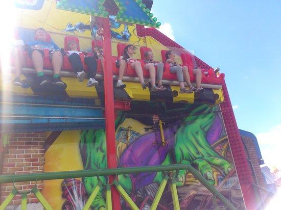 Fun City at Brean Leisure Park: cool ride