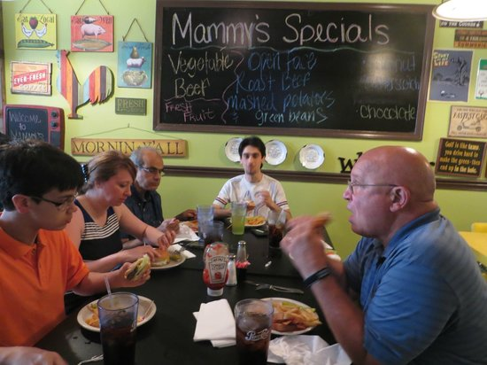Mammy's Kitchen : Mammy's Bardstown, Kentucky