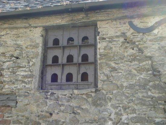 Huntington Castle : Dove cote I believe