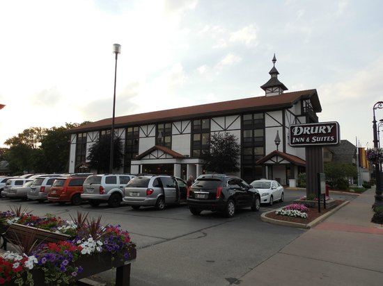 Drury Inn & Suites Frankenmuth: The Drury Inn